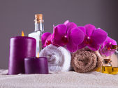 Spa and beauty — Stock Photo