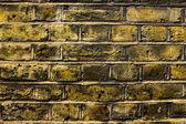 Tuğla duvar doku — Stok fotoğraf