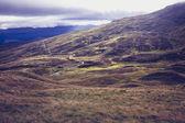 Bonita paisagem montanhosa na escócia — Foto Stock