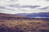 Loch Tay viewed from Lawers national park, Scotland — Stock Photo