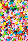 Colorful Clasper, Colorful buttons — Stock Photo