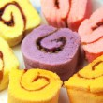 Sweet roll — Stock Photo