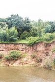 Soil Erosion — Stock Photo