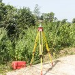 GPS surveying — Foto de Stock