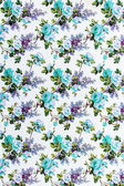 Rose bouquet Seamless pattern as background — Stock Photo
