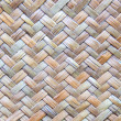 Handcraft weave texture natural wicker — Stock Photo #38084463