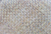 Handcraft weave texture natural wicker — Stock Photo