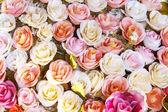 Rose fake flower — Stock Photo
