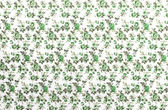 Green Rose Fabric background, Fragment of colorful retro tapestr — Stock Photo