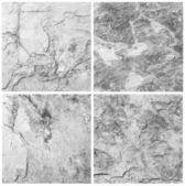 Set of stone background and texture (High resolution). gray colo — 图库照片