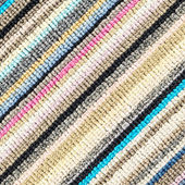 Colorful carpet texture for background — Stock Photo