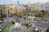 Valencia magic view — Stock Photo