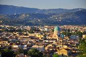 Panoramautsikt över florens, italien — Stockfoto