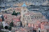Villaggio Albarracin — Foto Stock