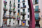 Barcelona, Born quarter — Stock Photo