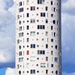 Snail-Tower, Tigutorn in Tartu — Stock Photo #25881993