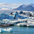 Glacier Lagoon — Stock Photo