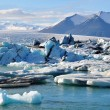 Stock Photo: Glacier Lagoon