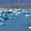 Stock Photo: Jokulsarlon gracier lagoon