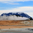 Myvatn hot springs — Stock Photo