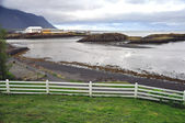 Icelandic coast — Stock Photo