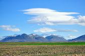 Amazing icelandic landscape — Stock Photo