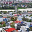 Reykjavik cityscape — Stock Photo