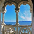 Balcony of Belem Tower — Stock Photo #27487401