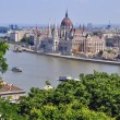 Stock Photo: Budapest Parliament