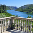 Stock Photo: River in Krka