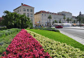 Split city center — Stock Photo