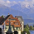 Stock Photo: Thun