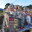 Stock Photo: Riomaggiore