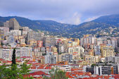 Monte-Carlo cityscape — Stock Photo