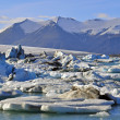Stock Photo: Jokulsarlon