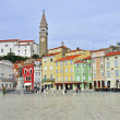 Stock Photo: Piran, Slovenia
