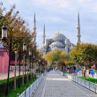 Stock Photo: Istanbul landmark