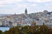 Panorama of Istanbul — Stock Photo