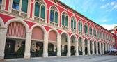 Columnas del palacio — Foto de Stock
