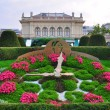 Stock Photo: Garden in Vienna