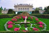 Garden in Vienna — Stock Photo