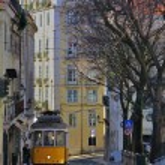 Lisbon tram — Stock Photo #31463125