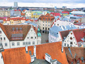Tallinn downtown — Foto de Stock