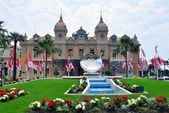 Casino of Monte Carlo — Stock Photo