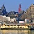 Maastricht cityscape — Stock Photo
