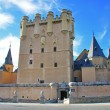 Alcazar in Segovia — Stock Photo