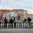 Watching Grand Canal — Stockfoto #33317717