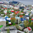 Reykjavik city — Stock Photo