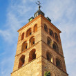 Toledo tower — Stock Photo