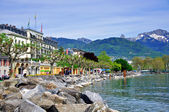 Vevey, Switzerland — Foto de Stock